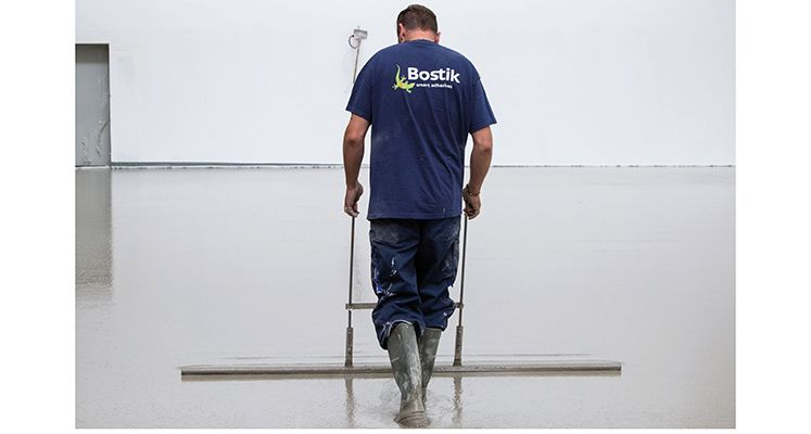 Bostik introduceert 'One Flooring Range '