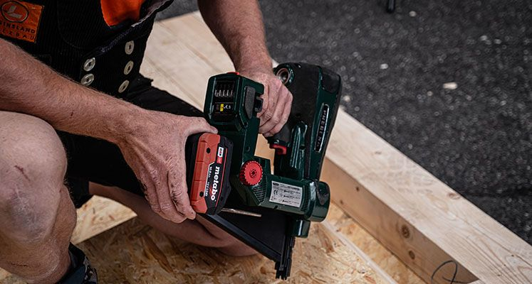 Cordless Alliance System van Metabo wint EISEN-award
