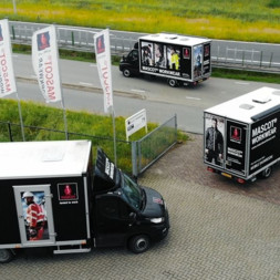 MASCOT® Mobile Showroom