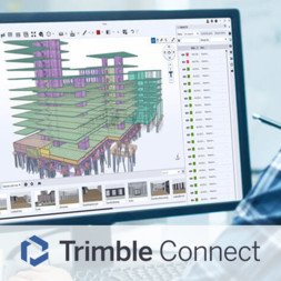 Samenwerken in de cloud met Trimble Connect